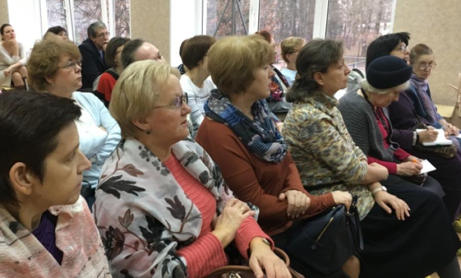 Известный искусствовед Александр Архангельский продолжил цикл лекций в Обнинске