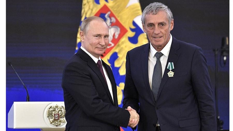 Мэр французского Монпелье рассказал в Кремле о дружбе с Обнинском