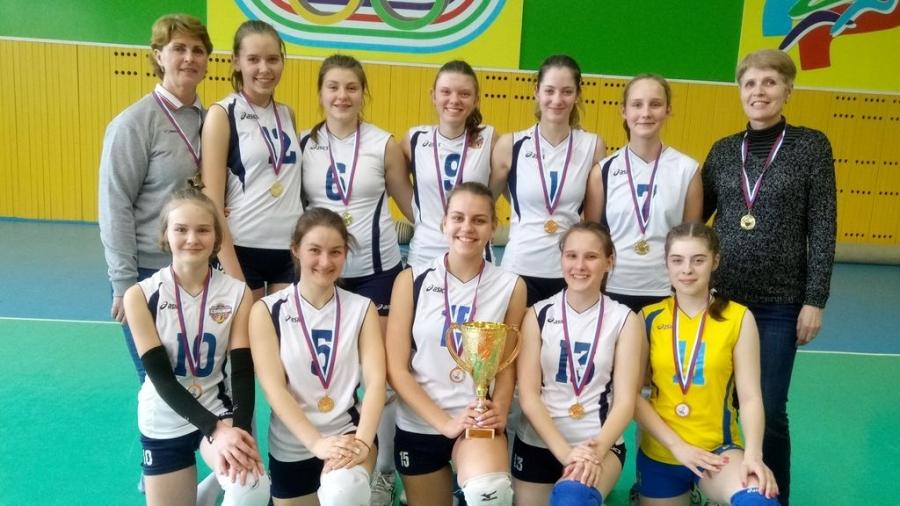 Обнинские волейболистки представят Калужскую область на первенстве России