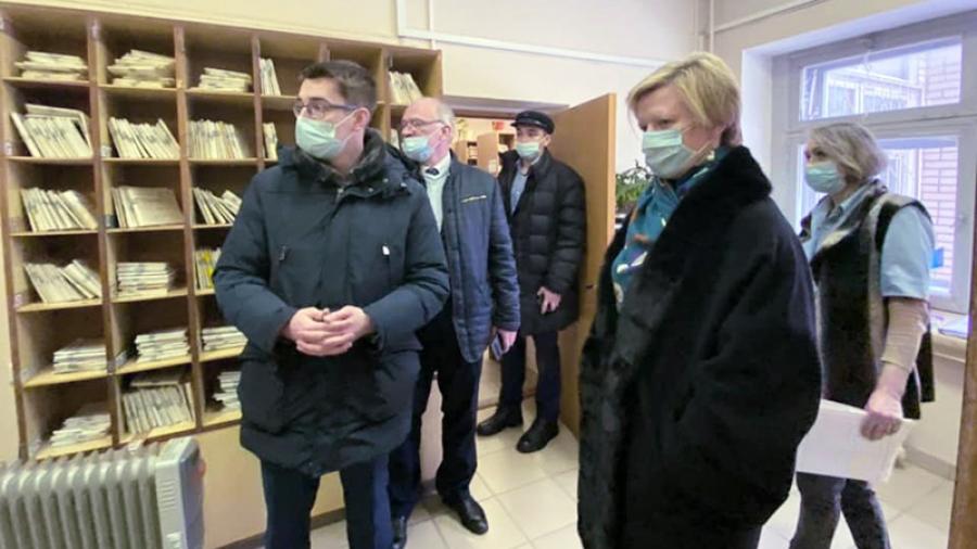 Татьяна Леонова: «КБ №8 — наша общая боль»