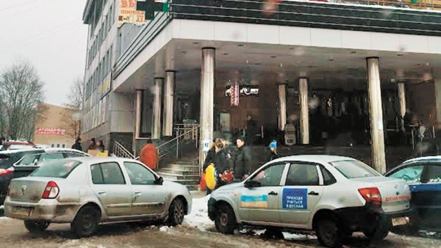 Торговый центр «Капитал» с 6 февраля пообещали отключить от тепла и водоснабжения целиком