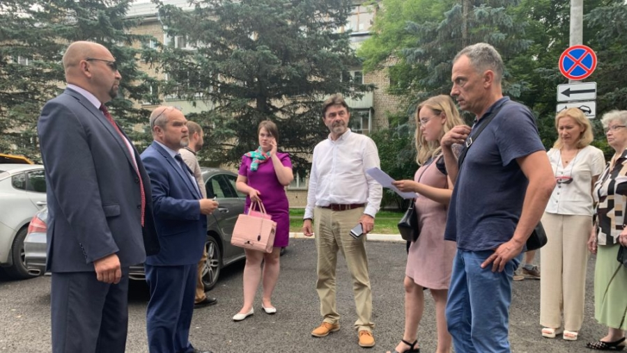 По нацпроекту в Обнинске приняли еще две дороги