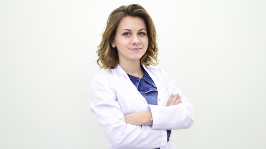Человек года. Мария Гераськина