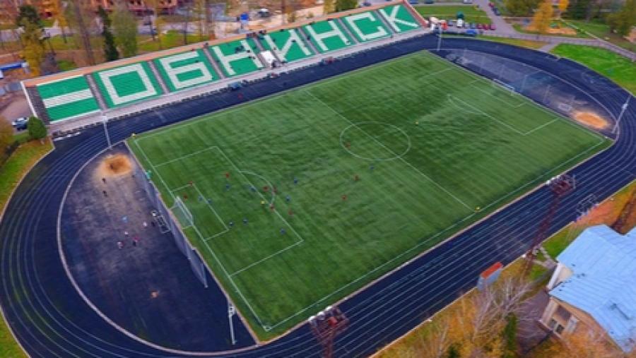 Покрытие с поля стадиона «Труд» передадут на школьный стадион