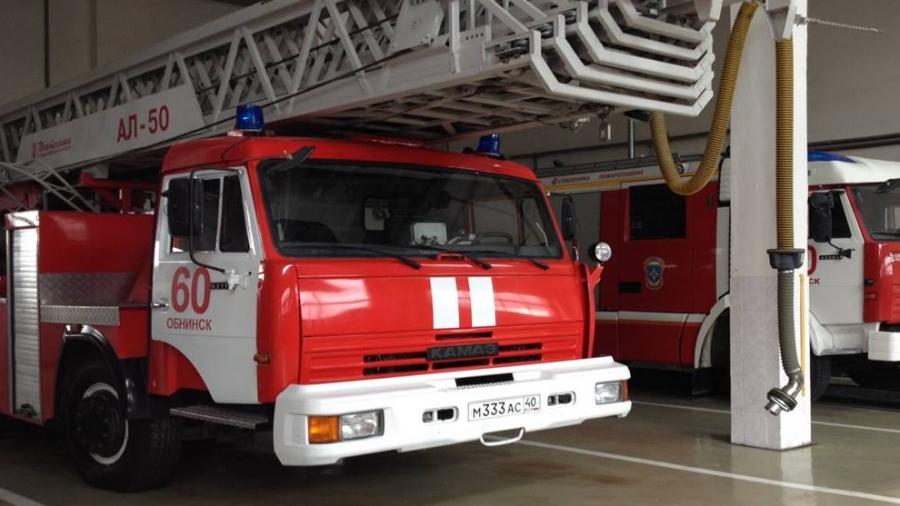 В Обнинске будут чаще ездить пожарные машины