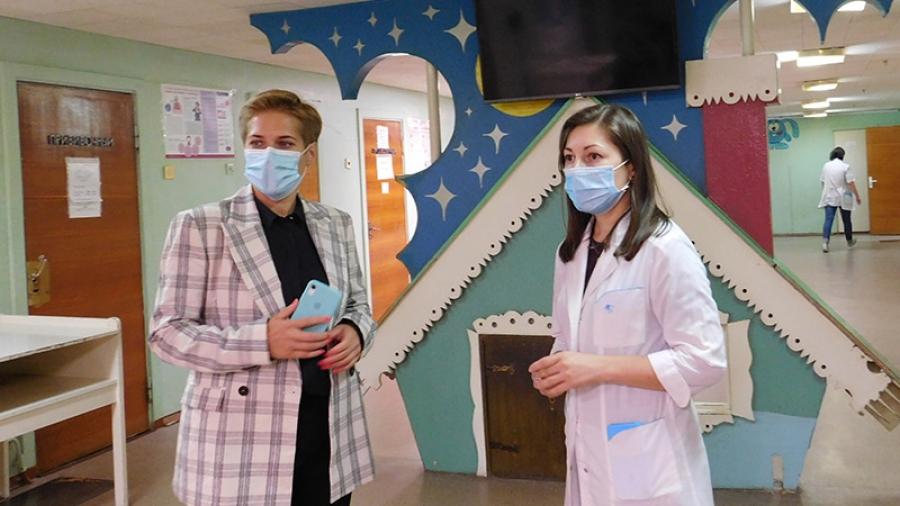 Филиал №1 обнинской детской поликлиники не может рассчитывать на ремонт по нацпроекту «Здравоохранение»