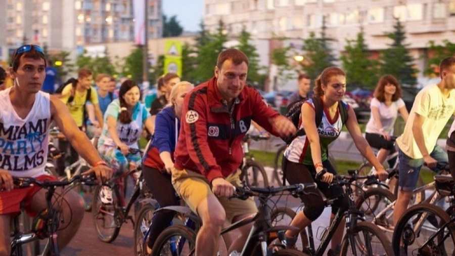Более 100 человек примут участие в обнинском велоквесте