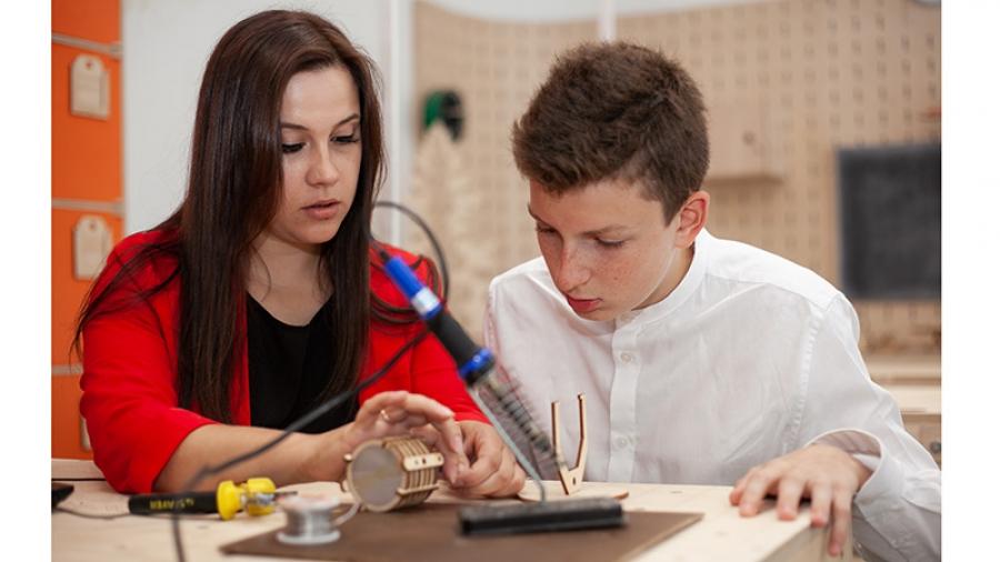 В Обнинске проходит Фестиваль науки и техники
