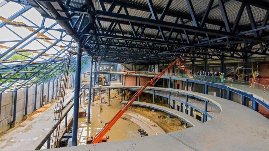 Открытие второй очереди Музея космонавтики в Калуге переносится уже пятый раз