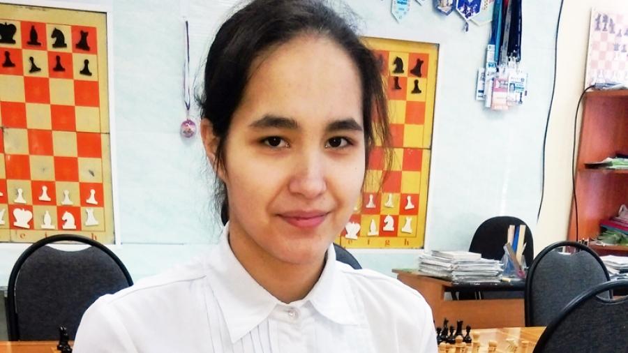 17-летняя Анна Афонасьева из Обнинска добилась наивысшего результата за всю городскую историю шахмат