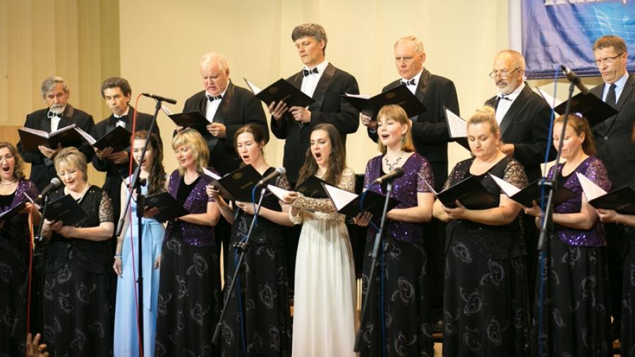 В прошедшие выходные хор «Партес» выиграл фестиваль в Туле