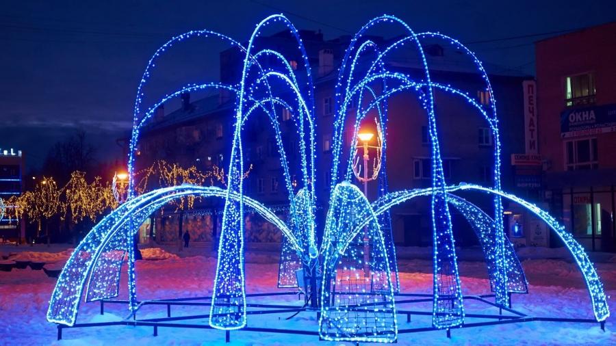 Обнинцы могут определить место, где будет установлен декоративный световой фонтан
