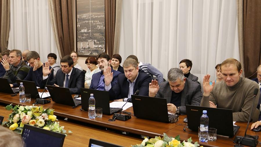 Бюджет Обнинска в первом чтении принят