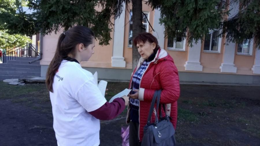 2 апреля в Калужской области стартует акция «Будь здоров!»