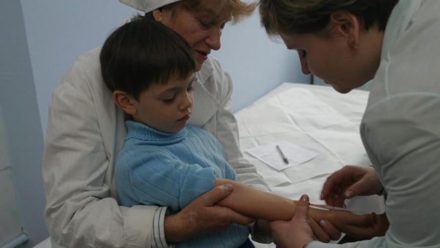 В соседнем с Обнинском Малоярославецком районе фиксируют рост заболеваемости корью