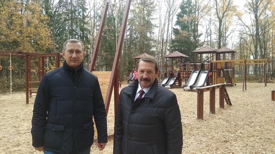 Гурьяновский лес: планы на будущее