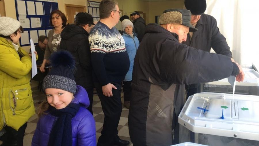 Выборы президента в Обнинске и Калужской области: хроника событий