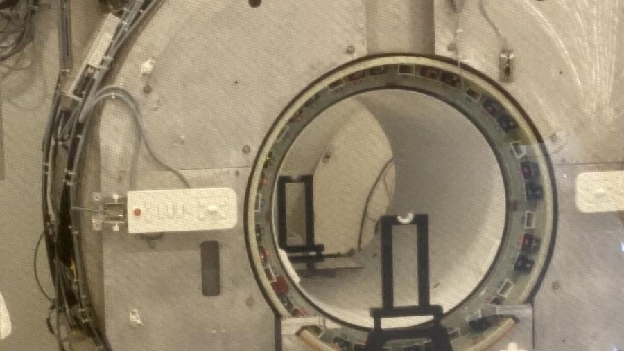 В балабановской поликлинике смонтировали МРТ