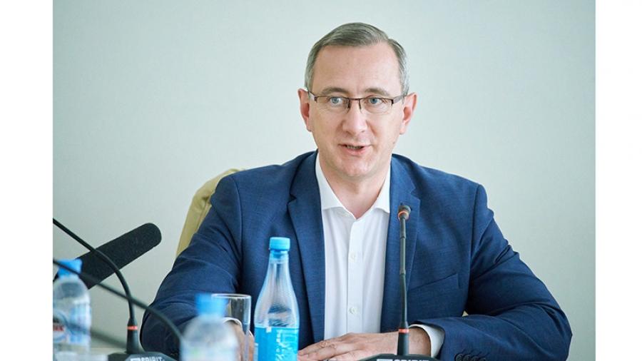 Владислав Шапша ответил на вопросы журналистов по самым важным для жителей темам