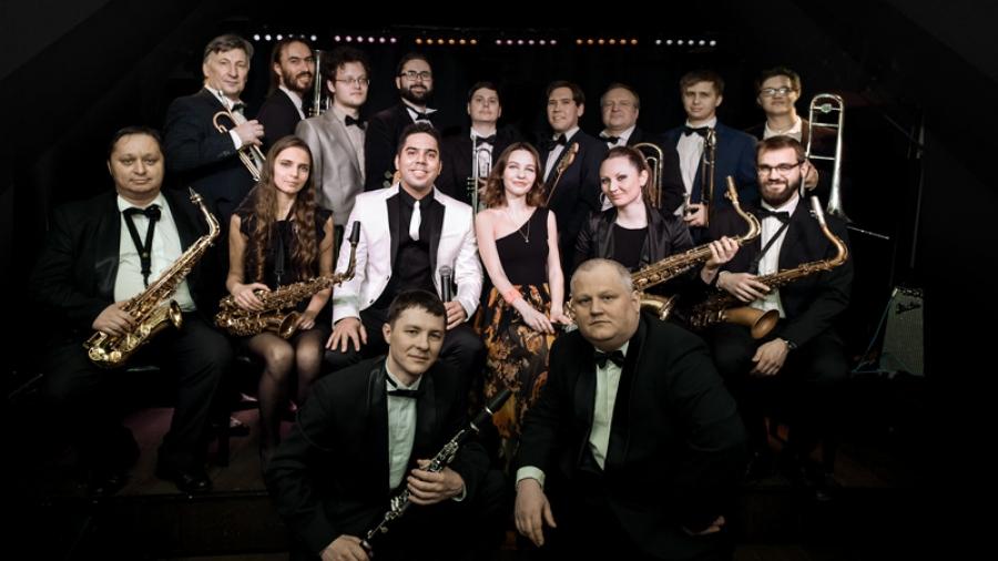 27 октября на сцене обнинского ГДК — оркестр «Столичный джаз»