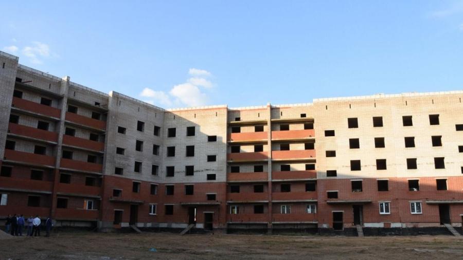 В Калужской области создается Фонд обманутых дольщиков