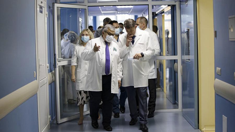 Пятые Цыбовские чтения стали бенефисом рентгенхирургов