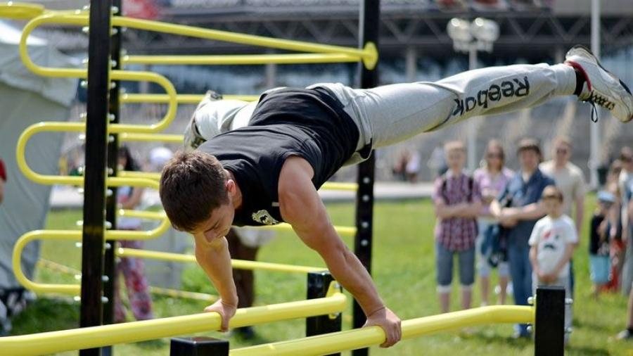 Завтра в Городском парке пройдут открытые тренировки по ОФП, воркауту