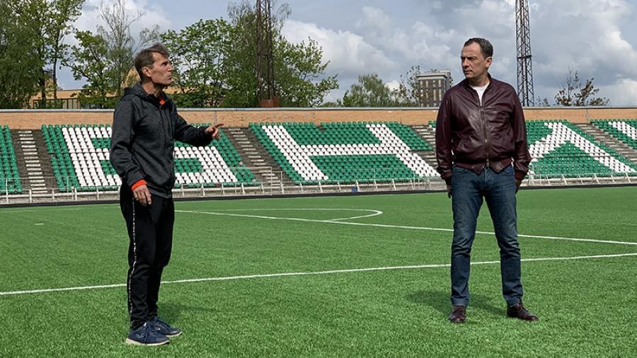 Игра со светом: на обнинском стадионе «Труд» думают о замене освещения
