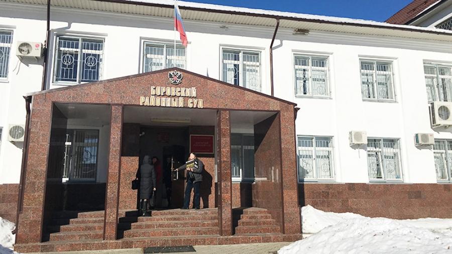 В Боровске присяжные заседатели вынесут свой вердикт в деле по убийству 26-летнего жителя поселка Детчино