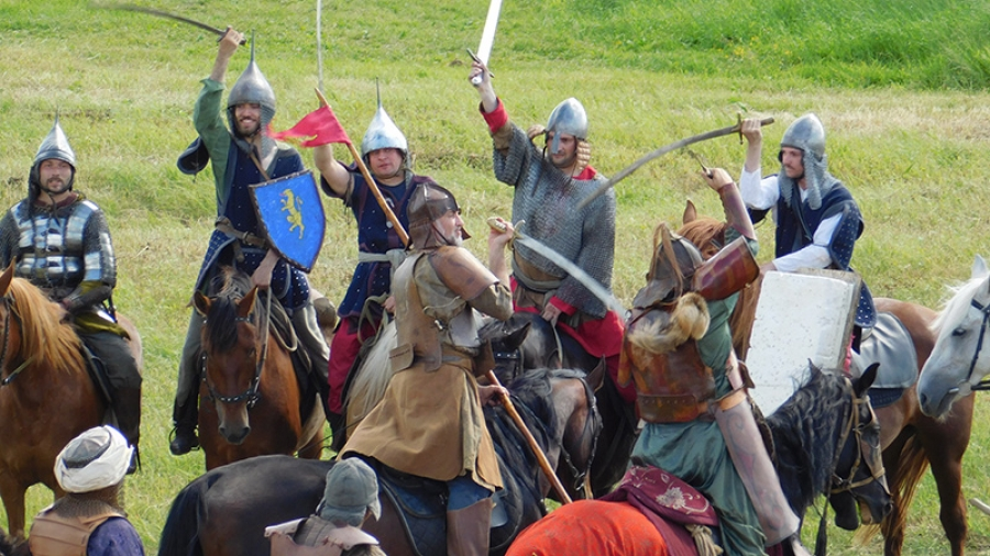 13 июля в Калужской области пройдет большой фестиваль в честь победного окончания Великого стояния на Угре