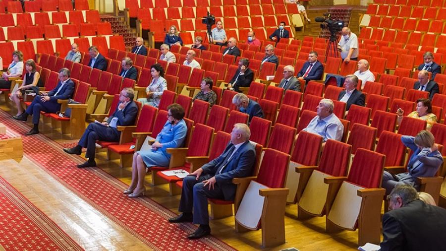 Выборы в регионе пройдут в единый день голосования