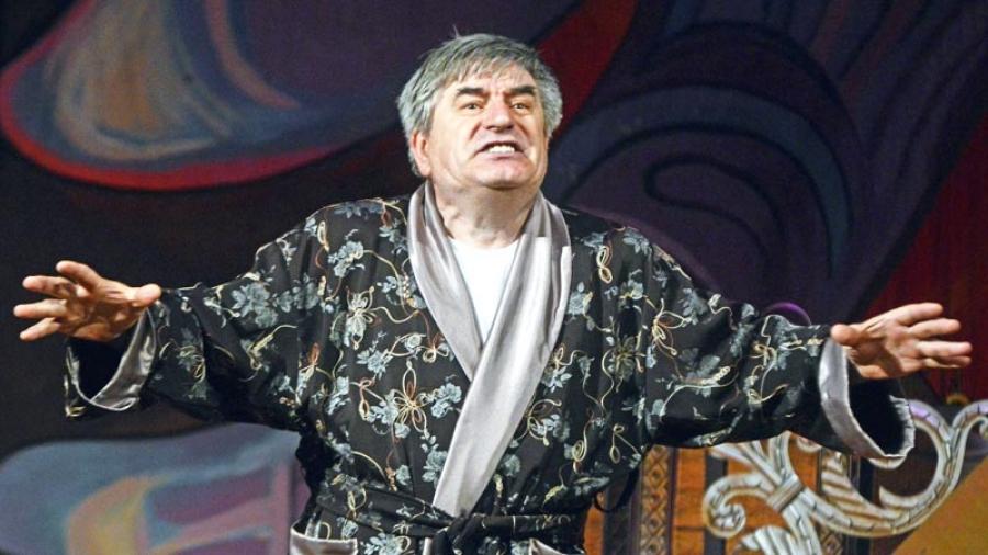 25 мая в ГДК — бенефис одного из старейших актеров обнинского народного театра