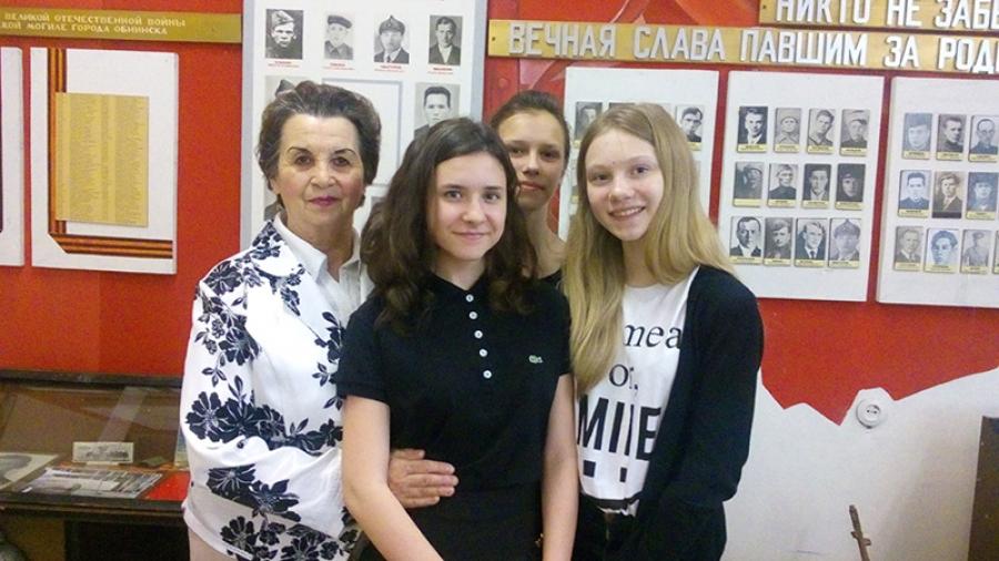 Итоги областного конкурса школьных музеев подведут ко Дню Победы