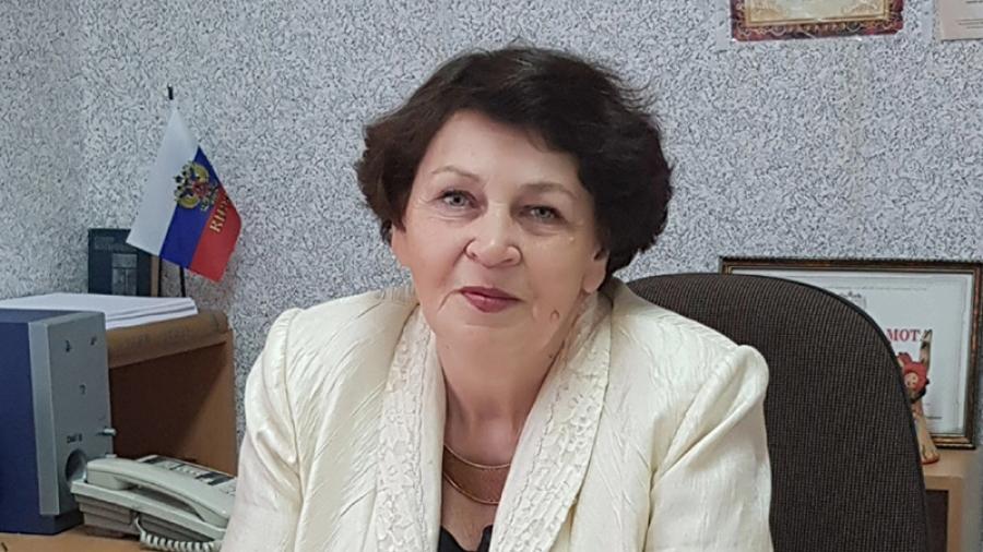 Человек года. Гущина Валентина Акимовна