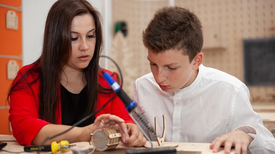 14 курсов, 450 детей: в Обнинске проблем с внешкольным образованием нет