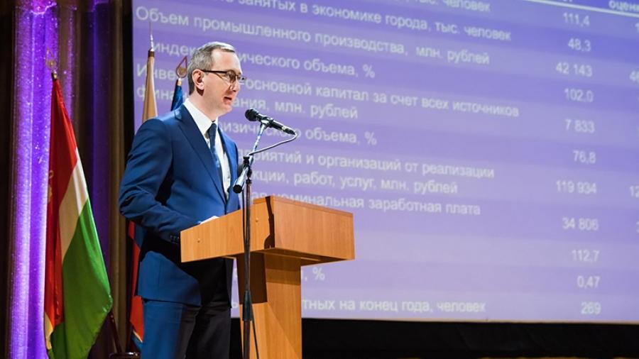 Владислав Шапша: «Мы вышли на новые просторы»