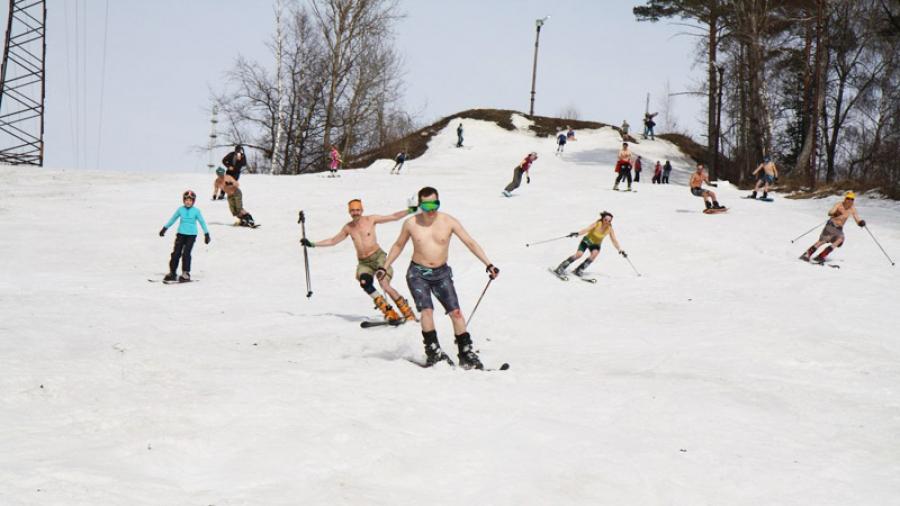 На обнинской горнолыжке сделают две трассы для тюбинга