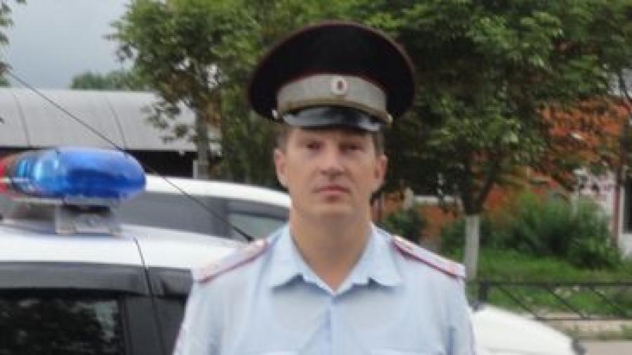Полицейский помог отыскать маму потерявшегося обнинского малыша