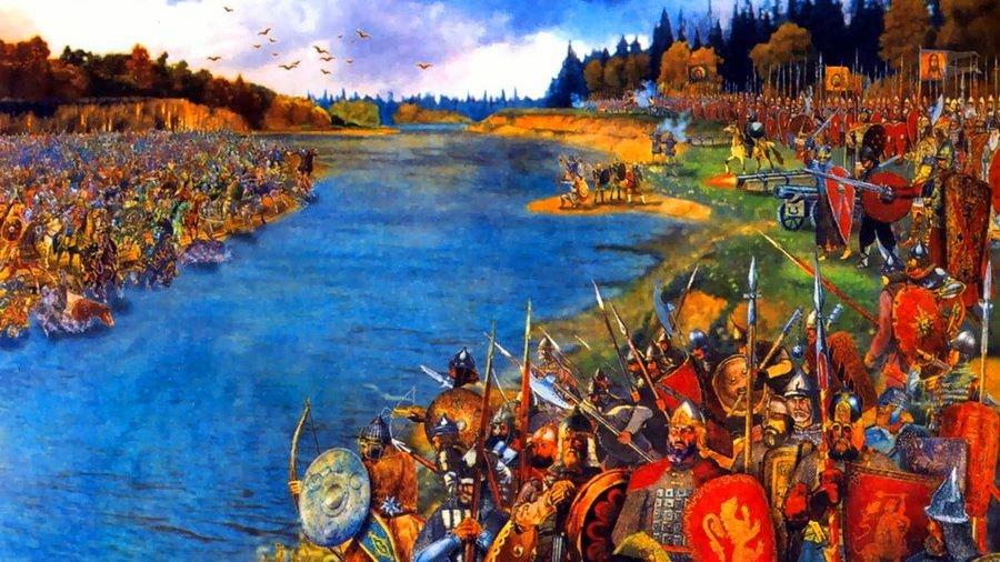 Бодание об Угре: где историческая правда?