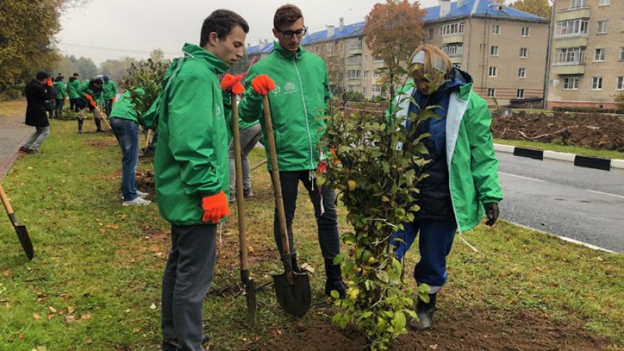 В «Точке кипения» ИАТЭ волонтеры Росатома из Обнинска и Москвы обсудили принципы осознанного потребления — и то, как каждый из нас может приносить пользу экологии.