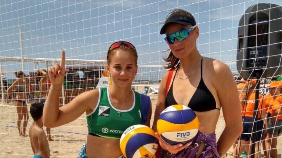 Волейболистки из Обнинска выиграли «серебро» чемпионата России