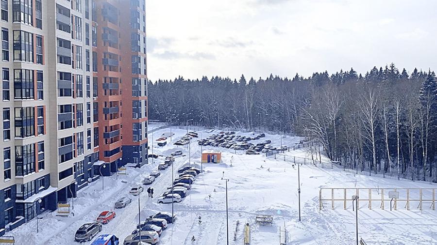 Настрой на новоселье. Обнинский UP-квартал «Олимп» в Заовражье растет