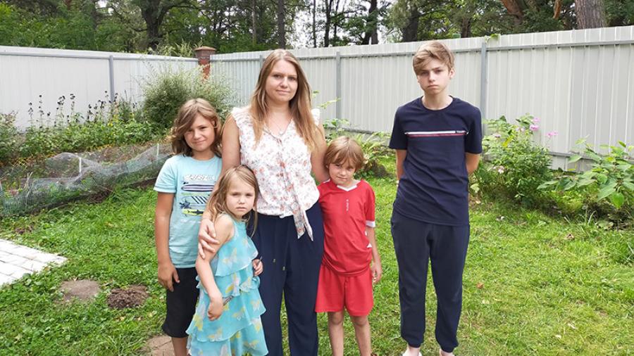 За последние четыре года в Обнинск, Жуков и Малоярославец приехали жить 120 человек из Германии. На днях к ним присоединились еще две семьи