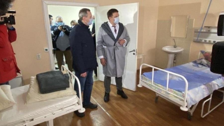 В Калужской области перепрофилируют больницу «Сосновая роща» для приема и лечения больных коронавирусной инфекцией