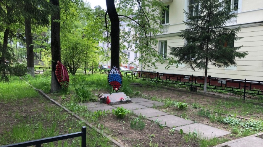 В этом году в Старом городе благоустроят территорию бывшего воинского захоронения