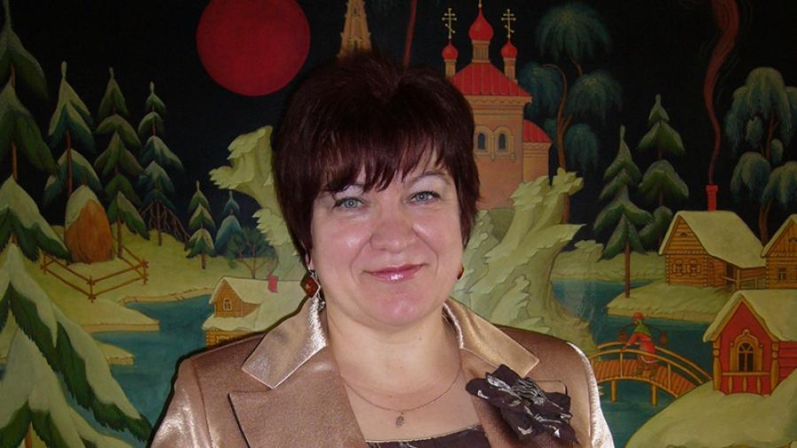 Человек года. Ванюшкина Наталья Яковлевна