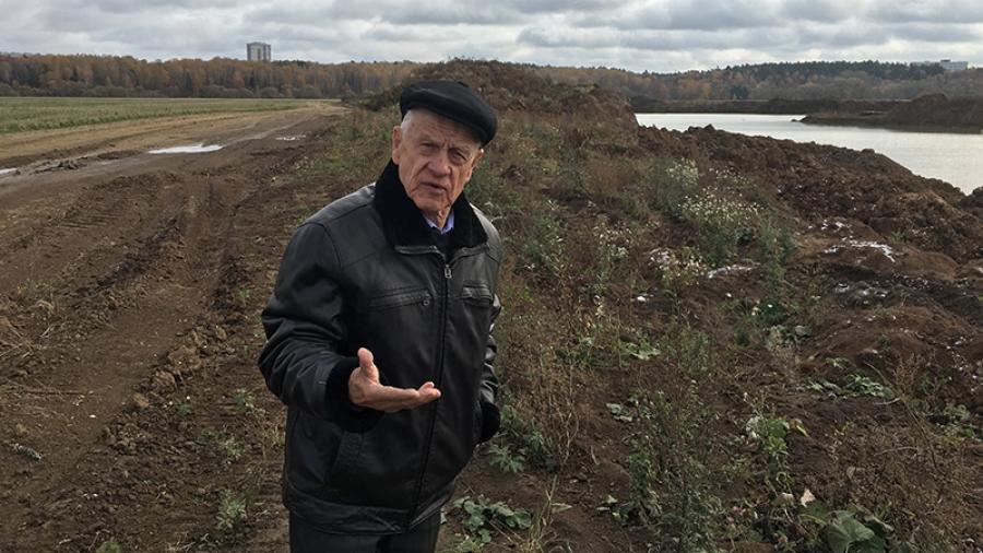 Малоярославецкий район поддерживает идею создания рекреационной зоны возле Протвы