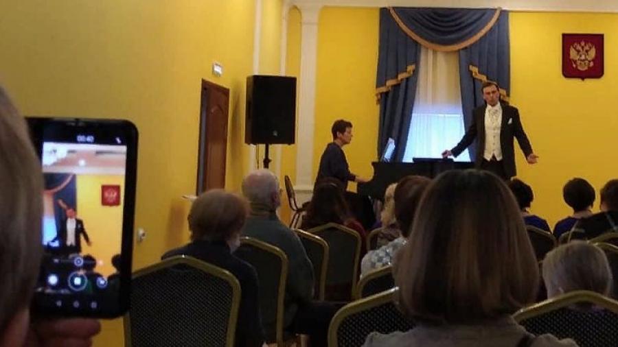 Во флигеле усадьбы Белкино открылся новый концертный сезон