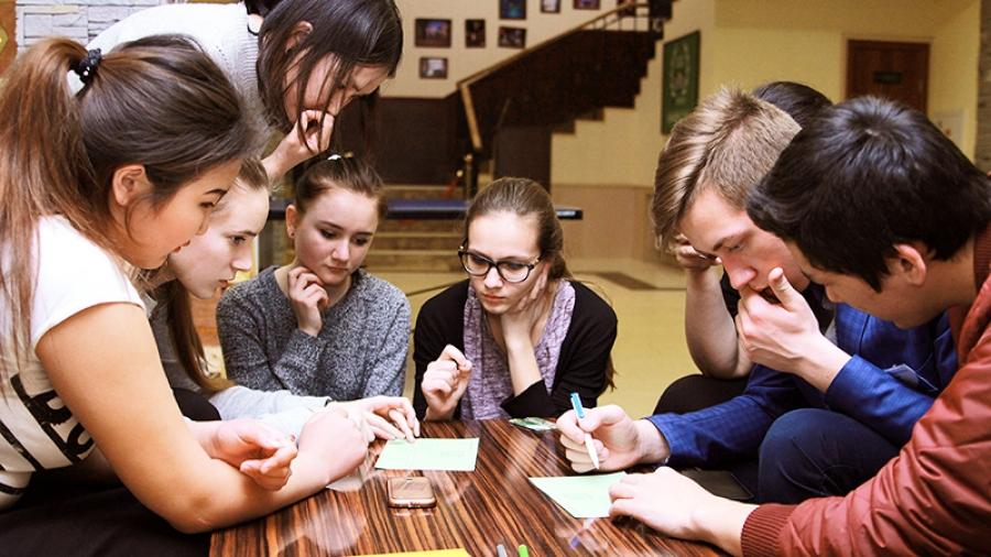 В Калужской области прошла 18-я конференция «Шаги в науку»
