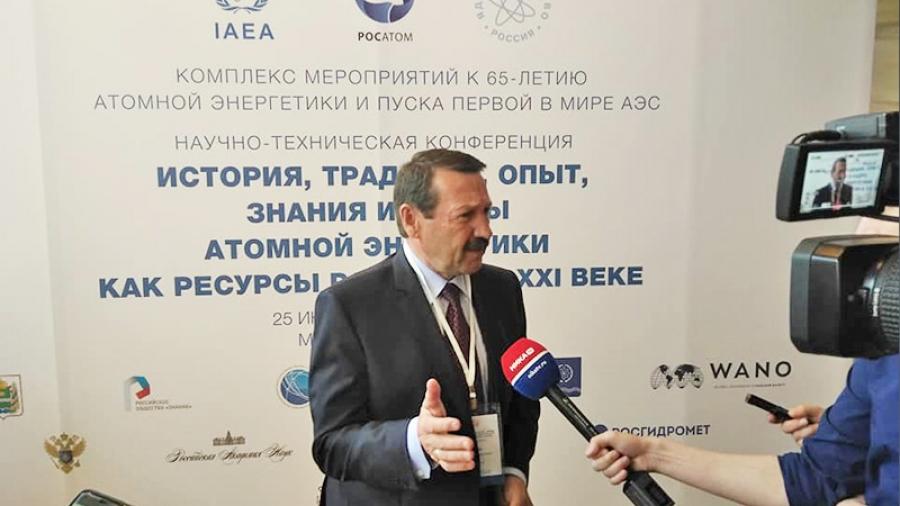 """Геннадий Скляр: """"Мы развиваем Обнинск как город будущего"""""""